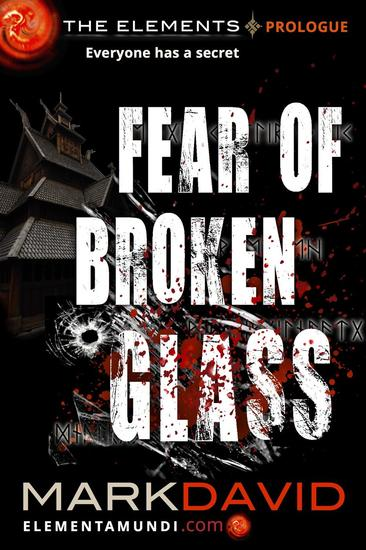 Fear Of Broken Glass - The Elements - cover
