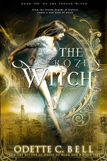 The Frozen Witch Book Five - The Frozen Witch - cover