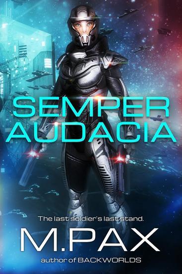 Semper Audacia - cover