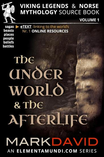 The Underworld and the Afterlife - Viking Legends & Norse Mythology #1 - cover