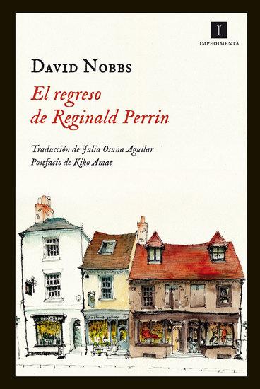 El regreso de Reginald Perrin - cover
