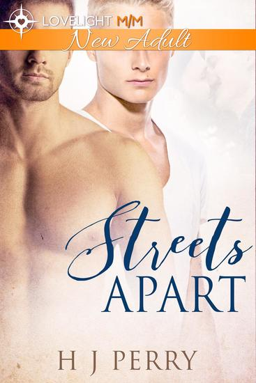 Streets Apart - Gay Friends to Lovers #1 - cover