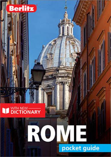 Berlitz Pocket Guide Rome - cover