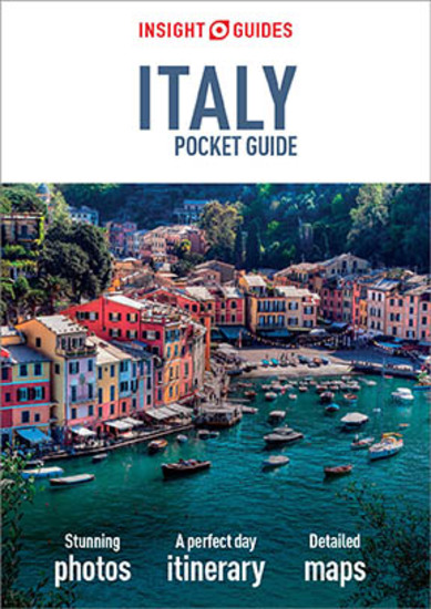Insight Guides Pocket Italy (Travel Guide eBook) - cover