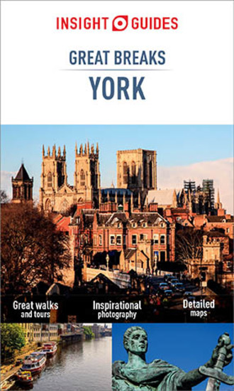 Insight Guides Great Breaks York (Travel Guide eBook) - cover