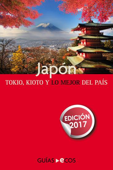 Japón - Tokio Kioto y los mejor del país - cover