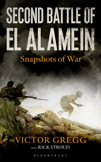 Second Battle of El Alamein - Snapshots of War - cover