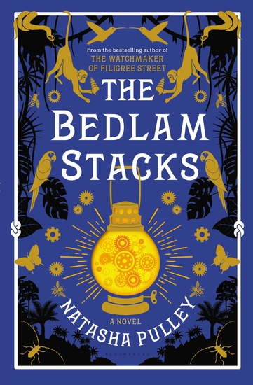 The Bedlam Stacks - cover