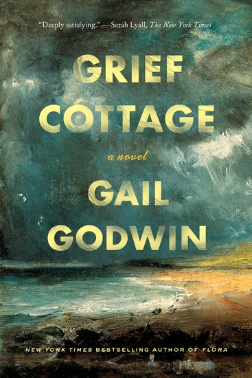 Grief Cottage - A Novel - cover