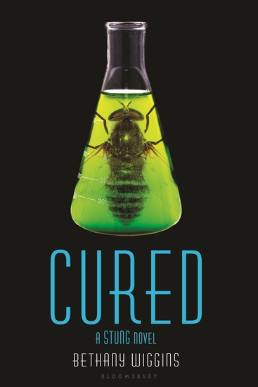 Cured - A Stung Novel - cover