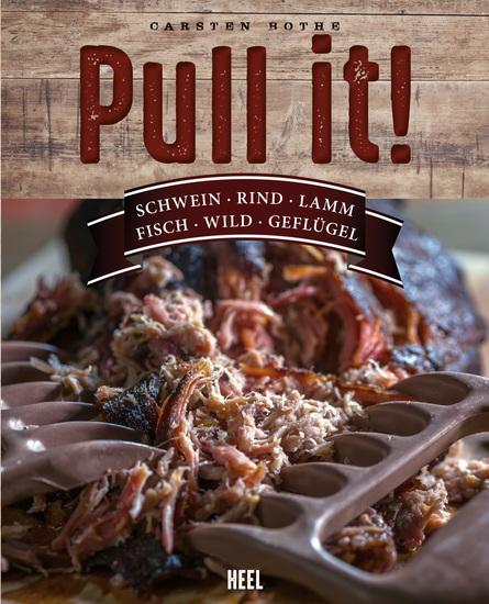 Pull it! - Schwein - Rind - Lamm - Fisch - Wild - Geflügel - cover