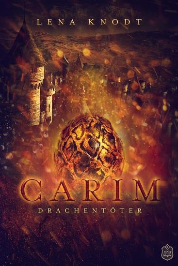 Carim - Drachentöter - cover