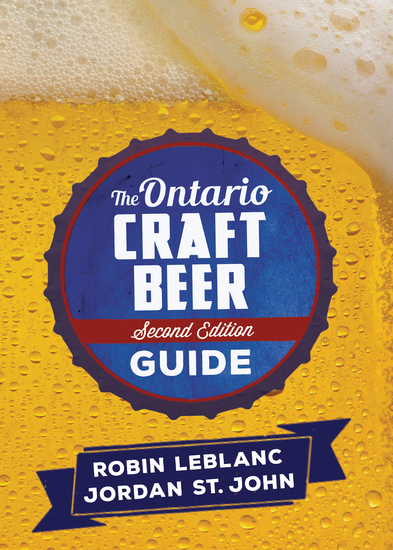 The Ontario Craft Beer Guide - Second Edition - cover