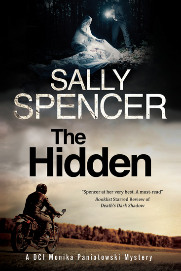 The Hidden - A British Police Procedural set in 1970's England - cover