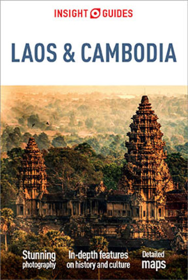 Insight Guides Laos & Cambodia (Travel Guide eBook) - cover