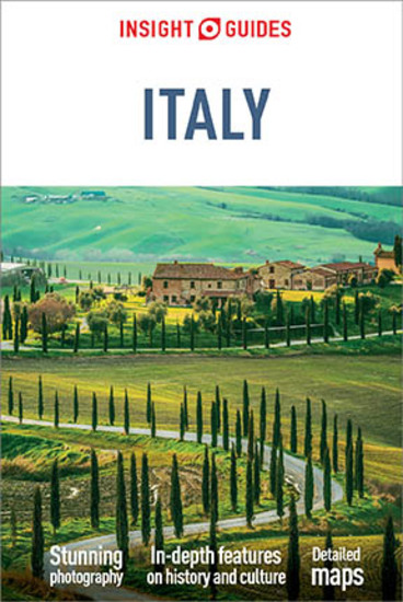 Insight Guides Italy (Travel Guide eBook) - cover