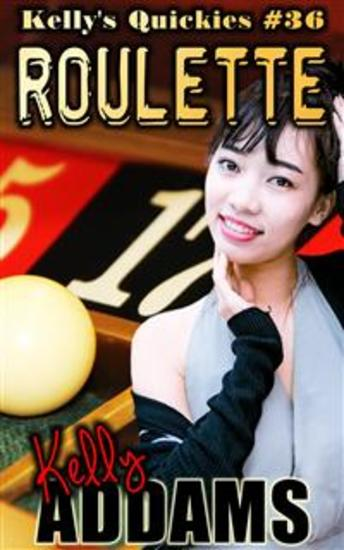 Roulette - Kelly's Quickies #36 - cover