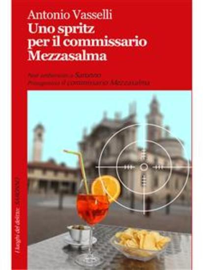 Uno spritz per il commissario Mezzasalma - cover