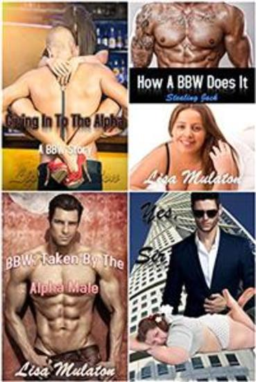 BBW BUNDLE: Dominated By The Alphas - cover