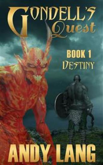 Gondell's Quest: Destiny - cover