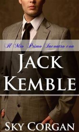 Il Mio Primo Incontro Con Jack Kemble - cover