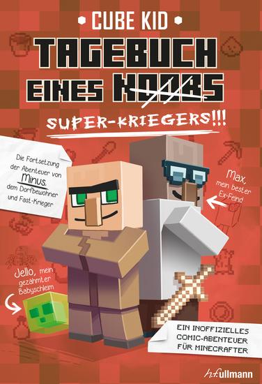 Tagebuch eines Super-Kriegers - cover
