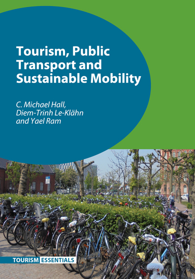 Tourism Public Transport and Sustainable Mobility - cover