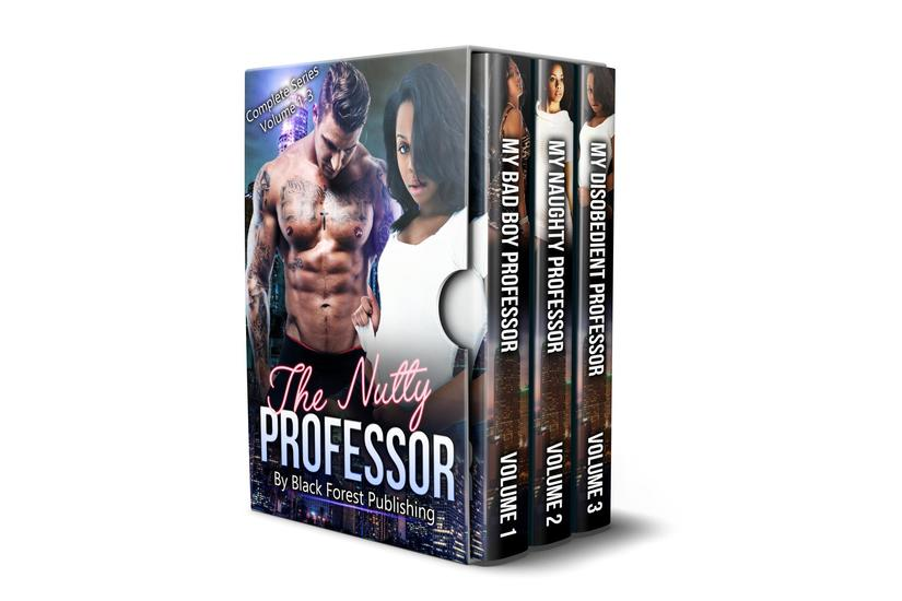 The Nutty Professor BOX SET - cover