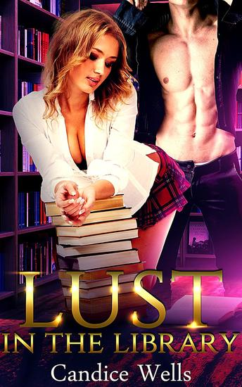 Lust In The Library - cover