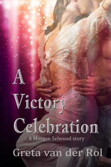 A Victory Celebration - Morgan Selwood - cover