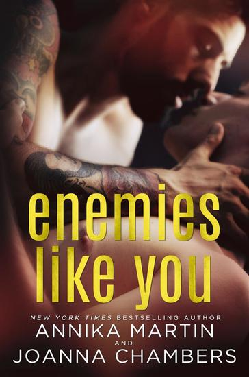Enemies Like You - cover