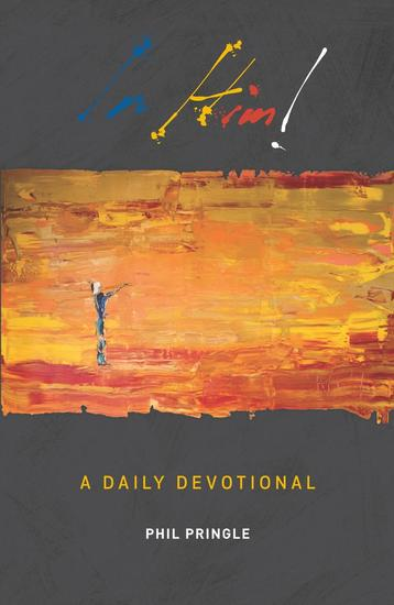 IN HIM: A Daily Devotional - cover