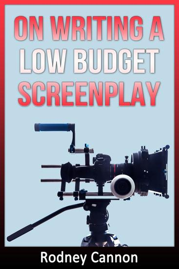 On Writing A Low Budget Screenplay - cover