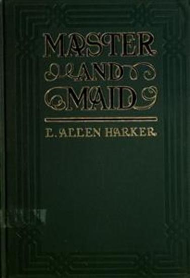 Master and Maid - cover