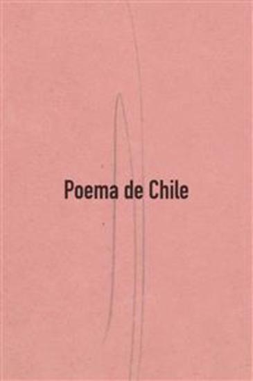 Poema de Chile - cover