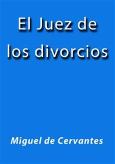 El juez de los divorcios - cover