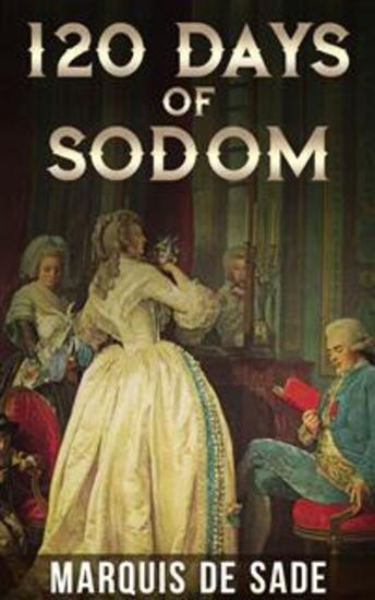 120 days of sodom - cover