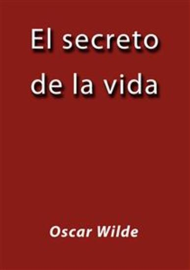 El secreto de la vida - cover