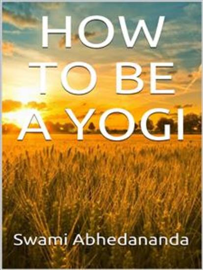 How to be a Yogi - cover