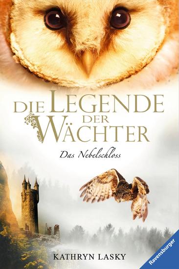 Die Legende der Wächter 13: Das Nebelschloss - cover