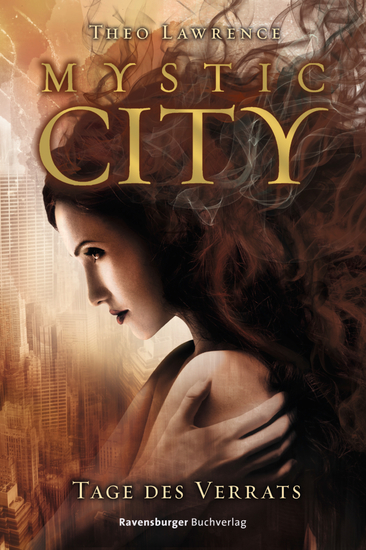 Mystic City 2 Tage des Verrats - cover
