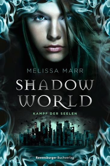Shadow World Kampf der Seelen - cover