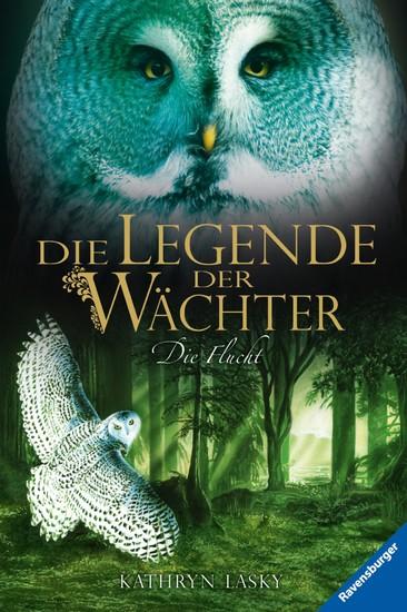 Die Legende der Wächter 8: Die Flucht - cover