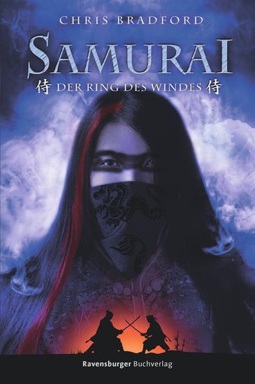 Samurai 7: Der Ring des Windes - cover