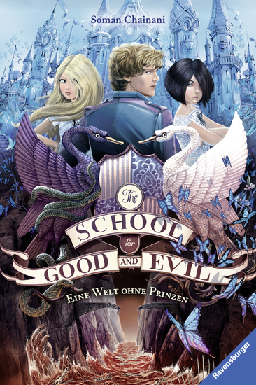 The School for Good and Evil 2: Eine Welt ohne Prinzen - cover