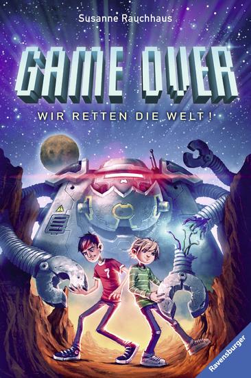 Game Over Wir retten die Welt! - cover