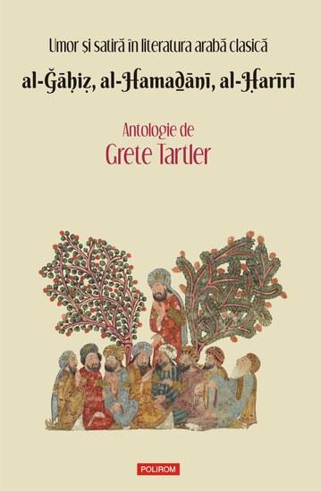 Umor şi satiră în literatura arabă clasică : antologie - cover