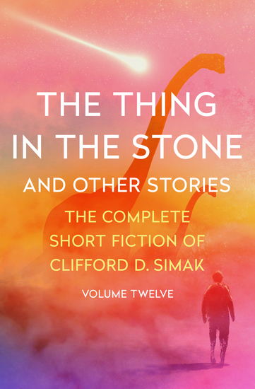 The Thing in the Stone - And Other Stories - cover