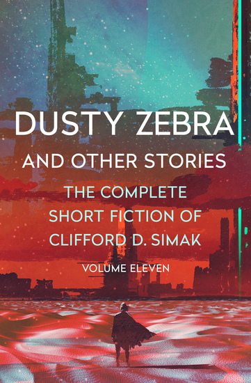 Dusty Zebra - And Other Stories - cover
