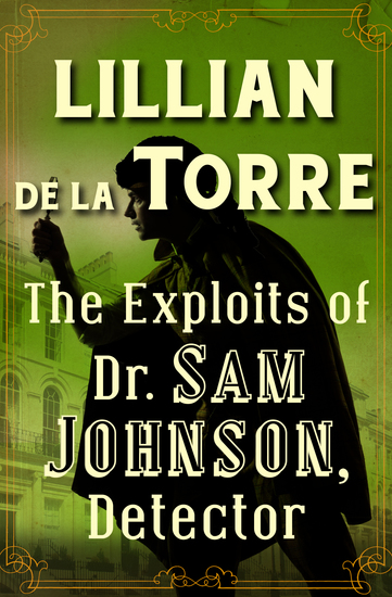 The Exploits of Dr Sam Johnson Detector - cover